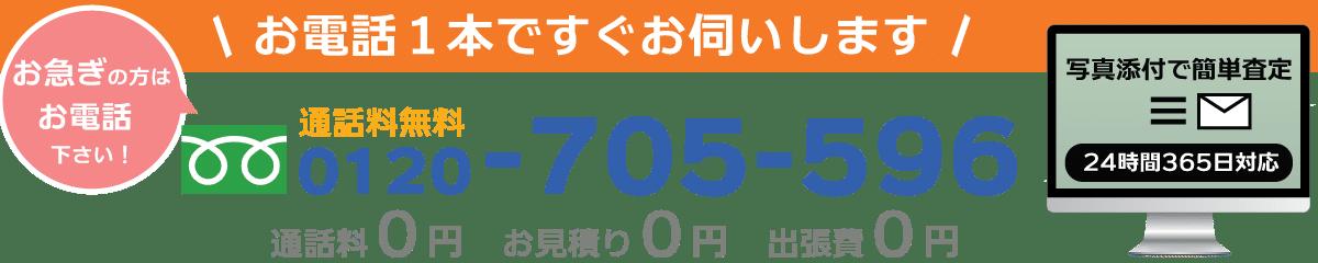 大阪で不用品回収や不用品処分のご依頼はこちら