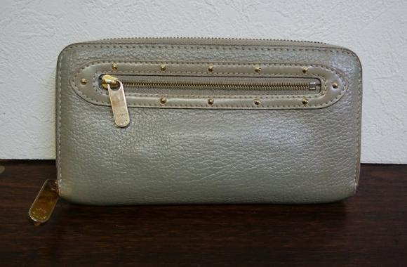 財布の染め直し・メンテナンス