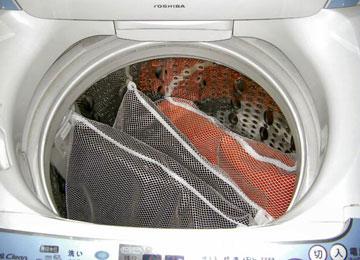 洗濯ネットの使い分け